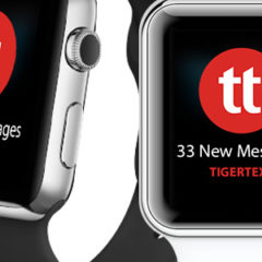 TigerText Launches First Secure Messaging App for the Apple Watch Introduced