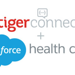 TigerText Secure Messaging App Integrated into Salesforce Health Cloud