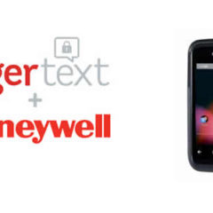 Dolphin CT50h Clinical Smartphone Gets Custom TigerText App
