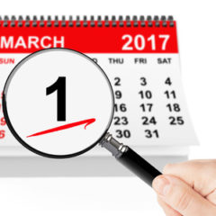 HIPAA Breach Notification Deadline for 2016 Data Breaches Fast Approaching