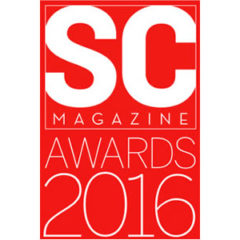 PhishMe Finalist in Best IT Security-Related Training Category at 2016 SC Magazine Awards