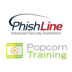 PhishLine Announces New Partnership with Popcorn Training