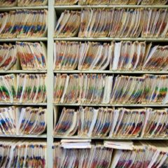 New Jersey Medical Practice has Boxes of Medical Records Stolen