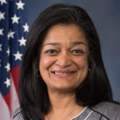 Rep. Jayapal Questions Google & Alphabet Ascension Partnership